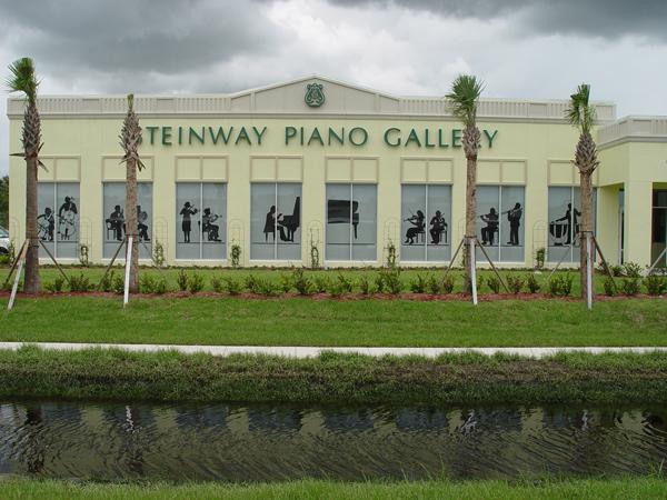 Steinway Piano Gallery Bonita Springs exterior day