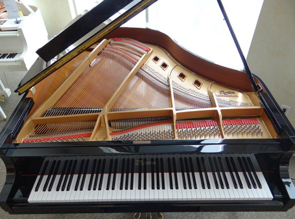 Medium Grand Piano Player Used Steinway Boston Series