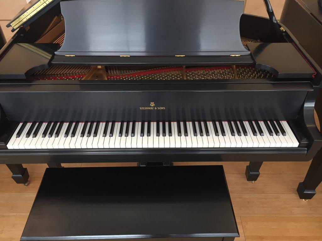 Fully Rebuilt Steinway Amp Sons Model S Steinway Piano